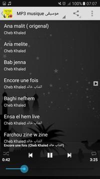 Cheb Khaled الشاب خالد MP3 screenshot 1