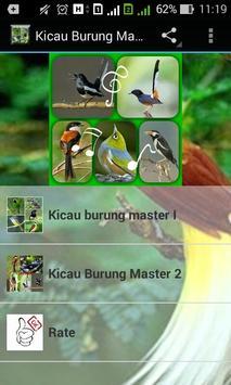 Kicau Burung Master apk screenshot