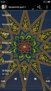 Alquran Muzammil Hasballah apk screenshot