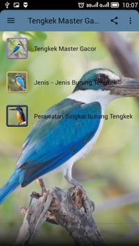 Tengkek Master screenshot 1