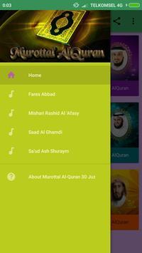 Murottal AlQuran 30 Juz poster