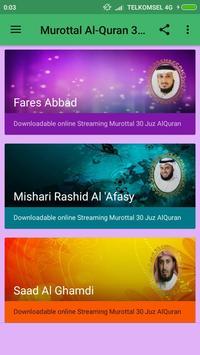 Murottal AlQuran 30 Juz screenshot 1