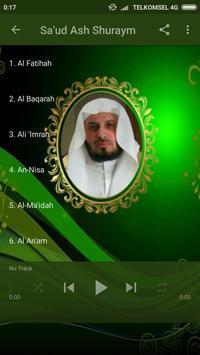 Murottal AlQuran 30 Juz screenshot 4