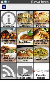 Vegan Recipes poster