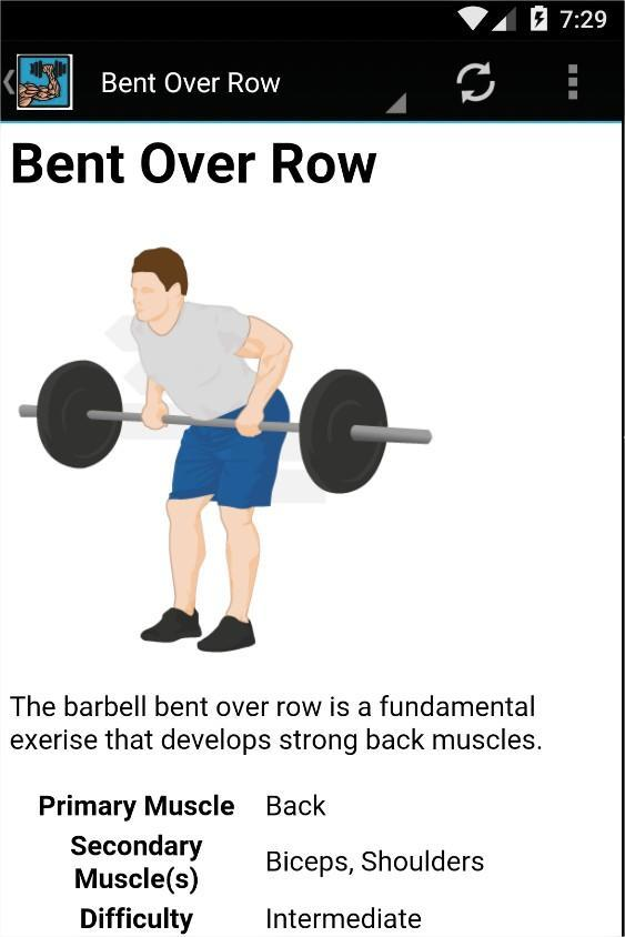 Weight Training Exercises For Android Apk Download