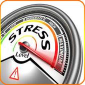 Stress healing icon