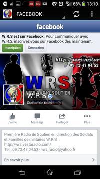 WRS Webradio Soutien screenshot 1