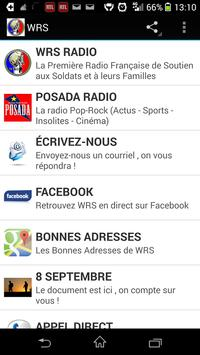 WRS Webradio Soutien screenshot 3