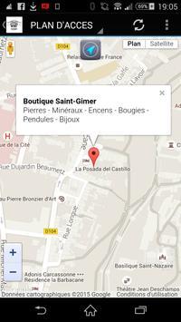 Boutique Saint-Gimer screenshot 1