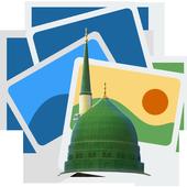 Islamic images icon