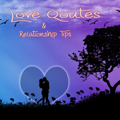 Love Quotes & Relationship Tip icon