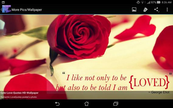 Love Quotes Relationship Tip Apk Screenshot