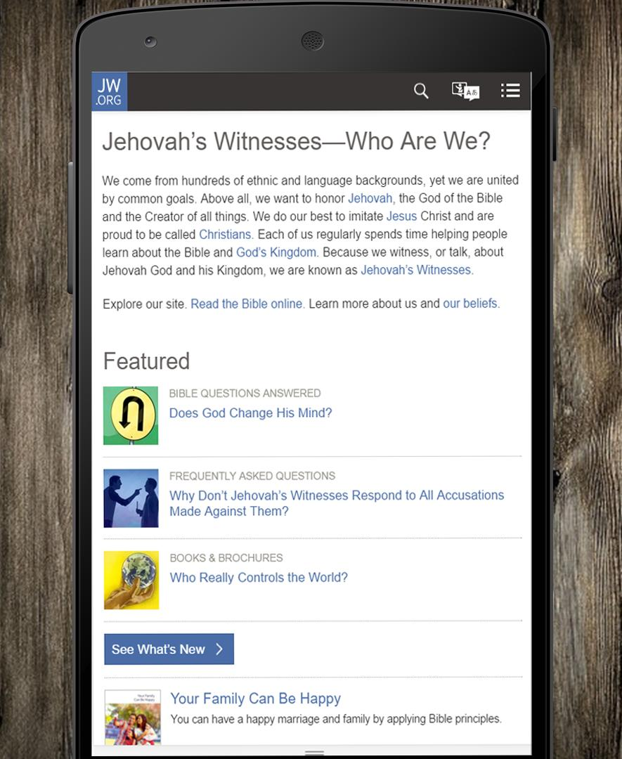 Jw Org 2018 For Android Apk Download Learn the order of the books in the hebrew scriptures from genesis to isaiah. jw org 2018 for android apk download