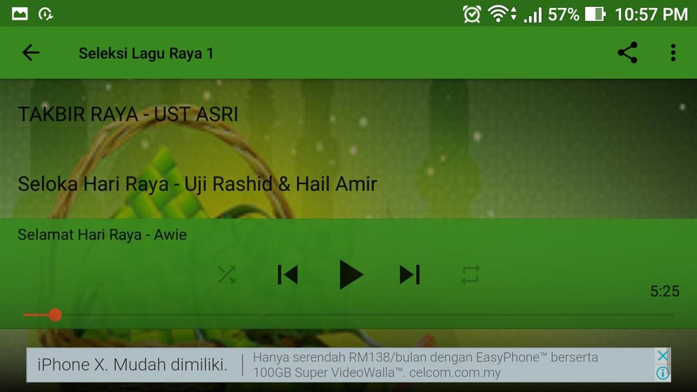 seleksi lagu raya apk download   free music amp audio app