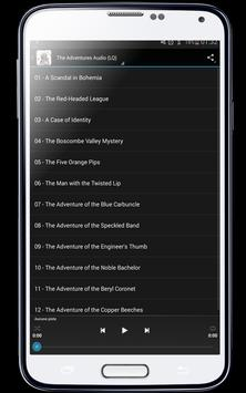 Adventures of Sherlock Holmes screenshot 1