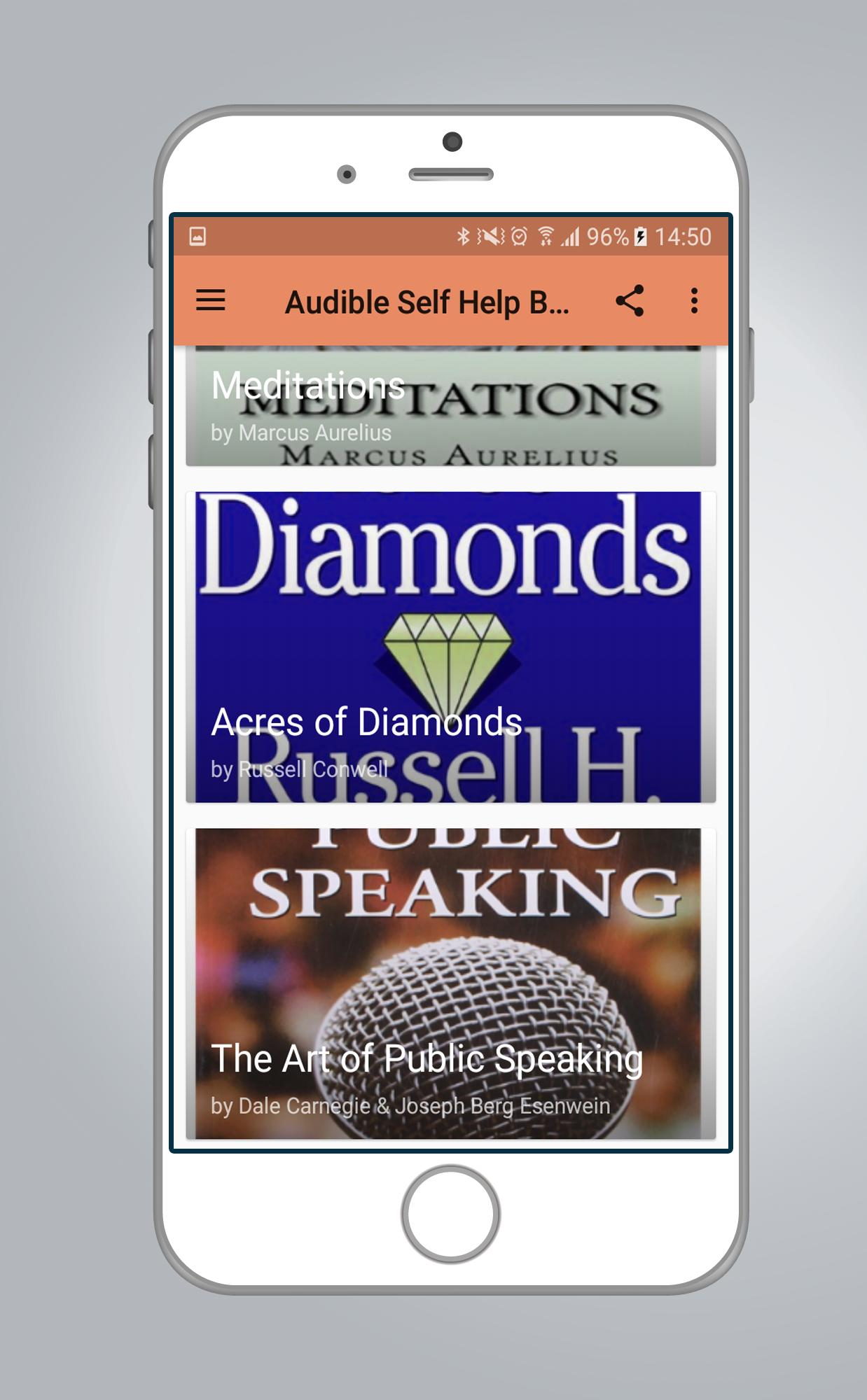 Audible Self Help Books for Android - APK Download