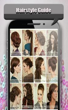 Girls Hairstyle Step by Step screenshot 1