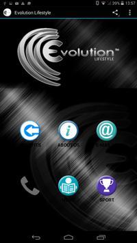 Evolution Lifestyle poster