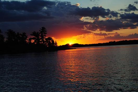 Kabetogama Lake Information apk screenshot