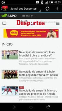 Angola Newspapers apk screenshot