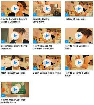 cupcakes apk screenshot
