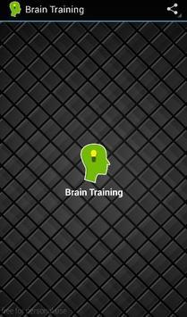 Brain Training poster