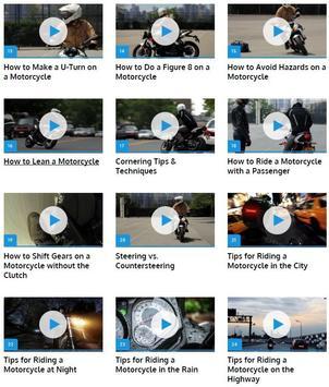 Motorcycle screenshot 1