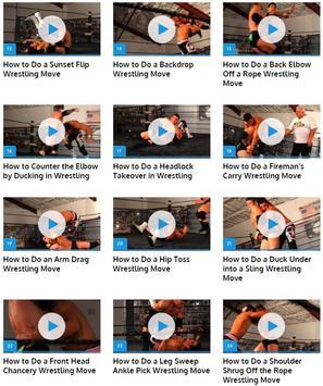 Wrestling screenshot 1
