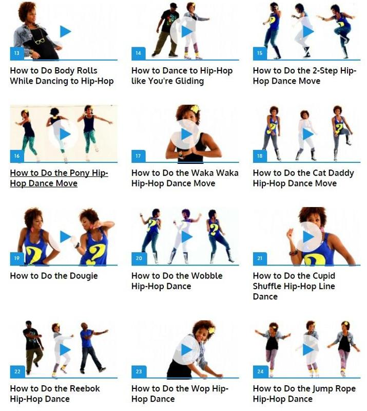 Hip Hop Dance Moves Descarga APK - Gratis Salud y bienestar ...