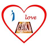 I Love Cake icon