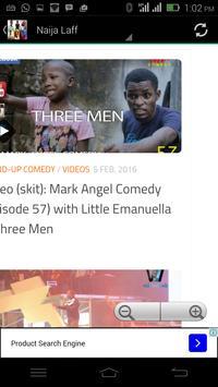 Naija Funny Jokes Plus screenshot 4