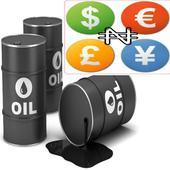 Crude Oil Prices & News icon