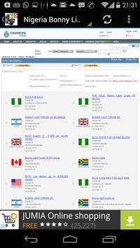 Crude Oil Prices & News screenshot 2