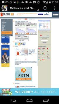 Crude Oil Prices & News screenshot 7