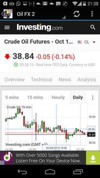 Crude Oil Prices & News screenshot 4