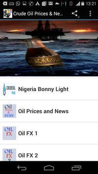 Crude Oil Prices & News screenshot 5