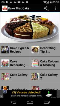 Bake That Cake poster