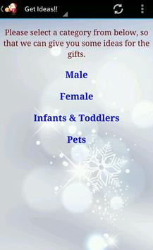 Christmas Gift Ideas!! apk screenshot