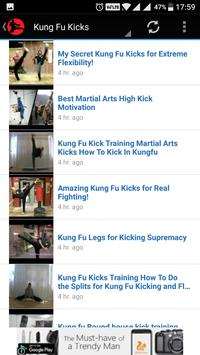 Learn Kung Fu Training apk screenshot