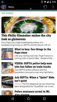 Philadelphia News apk screenshot