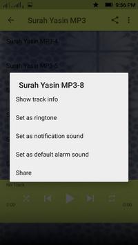 Yasin MP3 & Fadhilatnya screenshot 5