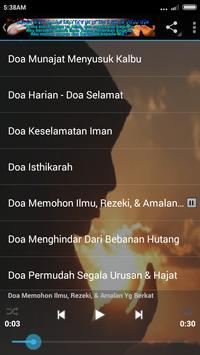 Koleksi Doa-Doa Munajat {MP3} apk screenshot