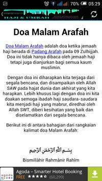 Haji Dan Umrah apk screenshot