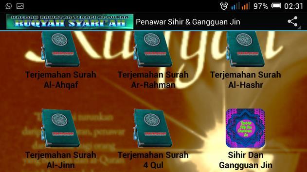 Penawar Sihir & Gangguan Jin apk screenshot