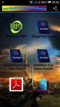 Doa Qunut MP3 poster