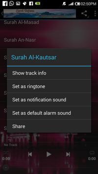 Surah Hafazan & Asbabun Nuzul screenshot 13