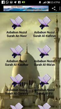 Surah Hafazan & Asbabun Nuzul screenshot 2