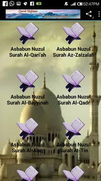 Surah Hafazan & Asbabun Nuzul screenshot 4
