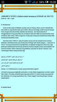 Surah Hafazan & Asbabun Nuzul screenshot 6