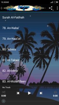 {MP3}Juz Amma&Asbabun Nuzul screenshot 14